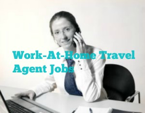work at home travel agent job