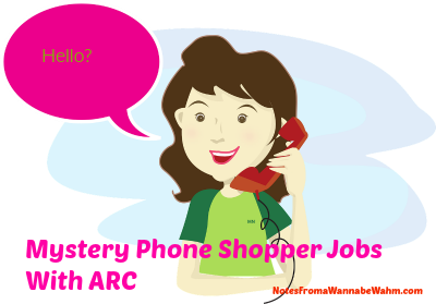 mystery phone shopper jobs