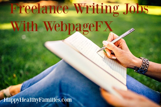 freelance writing jobs with WebpageFX