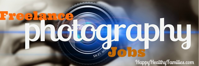 freelance Photography Jobs