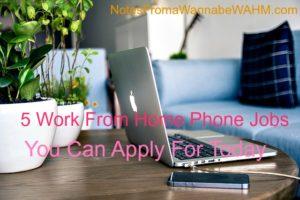 Phone Jobs