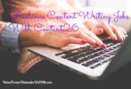 Freelance Content Writing Jobs-NotesFromaWannabeWAHM