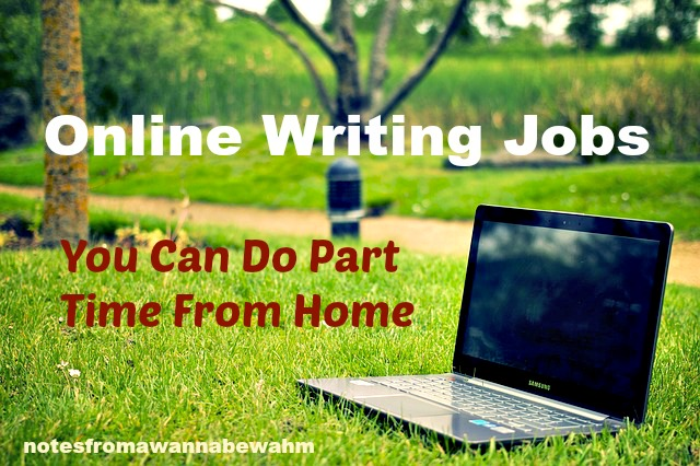 places where you can find work from home online writing jobs