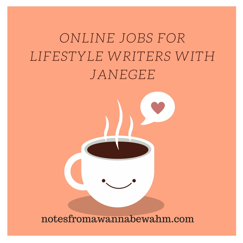 online jobs for writers janegee notes from a wannabe wahm online jobs for writers today