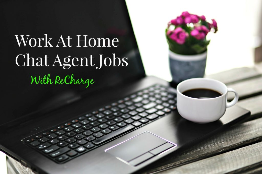work at home chat agent jobs